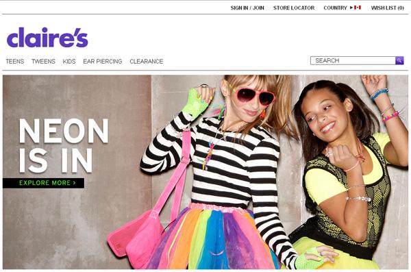 Boutique en ligne de mode en Ukraine