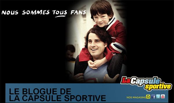 Boutique La Capsule Sportive en ligne