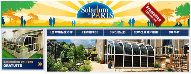 Solarium de Paris Circulaire Solarium de Paris