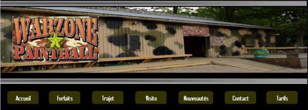 Warzone Paintball en ligne